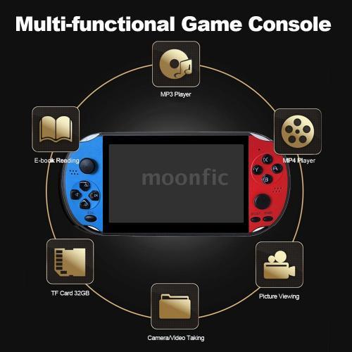 Console de jeux vidéo X12 - 1000 jeux