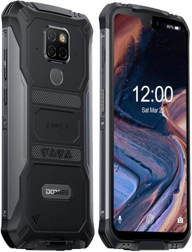 Smartphone DOOGEE S68 Pro Incassable Helio P70 Octa Core 6 Go   128 Go 4G