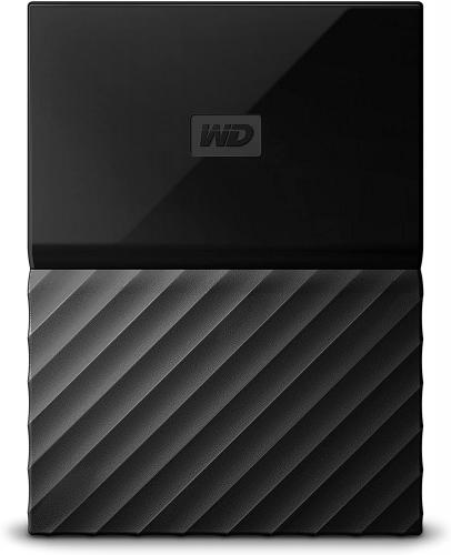 "Disque dur externe 2.5"" WD My Passport Portable - 4 To"