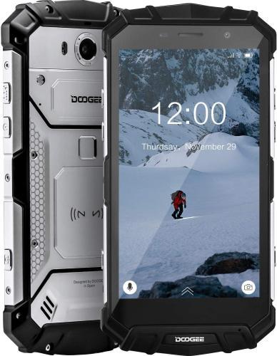 Smartphone DOOGEE S60 Lite 4G Incassable Android 8.1 Double SIM 4GO 32GO