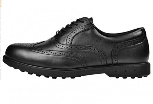 WSHZ Chaussures de Golf, Chaussures Chaussures de Sport pour Hommes, Chaussures de Golf Respirante, Chausseurs de Golf Fournir Style, Confort et Performances sur et en Dehors du Terrain de Golf