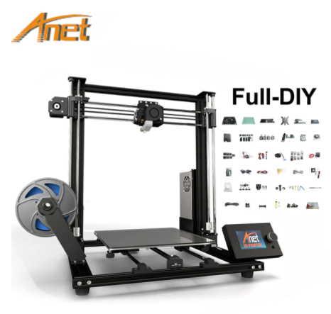 Imprimante 3D Anet A8 Plus 300x300x350mm