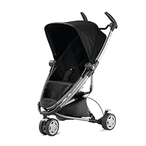 Quinny Q Zapp Xtra 2.0 Rocking Black