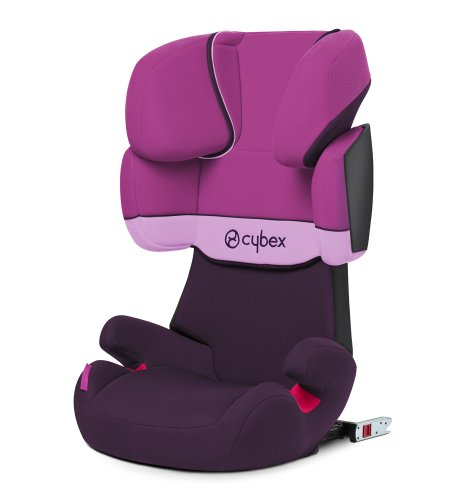 Cybex Solution X Fix Siège Auto Purple rain
