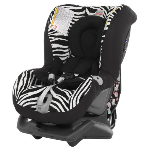 Britax Siège Auto FIRST CLASS plus Smart Zebra 2013
