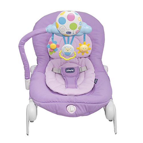 Chicco Balloon Bouncer Rocker siège bébé (violet)