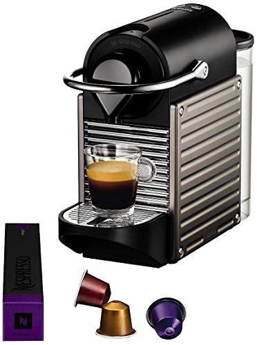 Titre produit prix meilleur prix - Krups yy1201fd nespresso pixie machine a espresso titane ...
