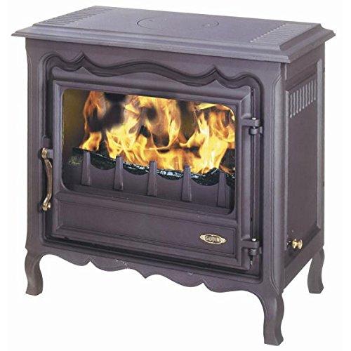 godin regence 3144 anthracite godin r gence 3144 poele bois puissance 6 5 kw couleur. Black Bedroom Furniture Sets. Home Design Ideas