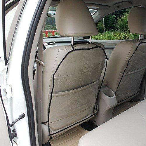 Anself enfants, les griffes et la poussière de terre de chiens. - Pack de 2 /Protection pour Dos de Siège Voiture/Auto-Protective Seat Covers/garantie d'enfants/ griffes /poussière de terre de chiens