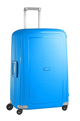 Valise avion 4 roulettes Samsonite reference SA59244 couleur 1652 - Pacific Blue
