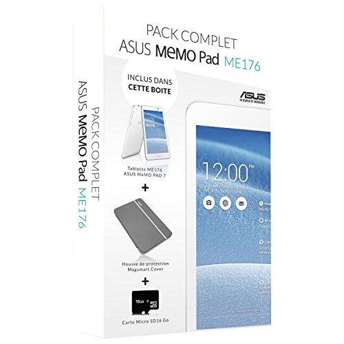 Pack Asus MeMO Pad 7 ME176CX-1B057A Tablette tactile 7