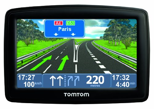 """Tomtom - 1ET0 054 17 - XL Europe Classic Séries GPS Europe (23 Pays) écran 4,3"""" (11 cm)"""