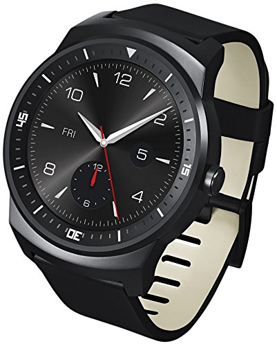LG G Watch R Montre connectée Android Wear Noir