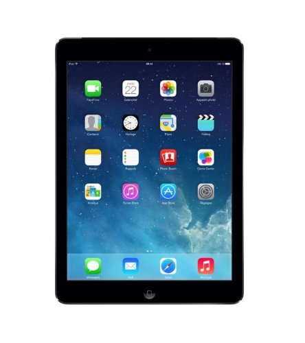 Apple Ipad Air - Tablette tactile Retina 9,7 pouces (24,6 cm) - Wifi - 16 Go - iOS 7 - Gris Sidéral