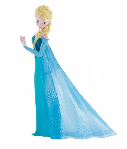 Bully - B12961 - Figurine - Animation - La Reine des Neiges - Elsa