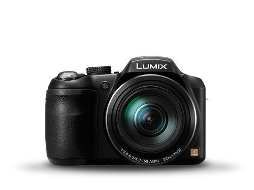 Panasonic Lumix DMC-LZ40 Appareil photo numérique Reflex 20.5 Mpix Boîtier nu Noir