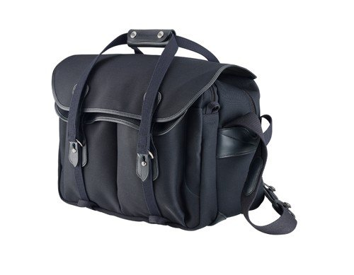 Billingham BK 445 Canvas 445 Sac photo Noir/Noir