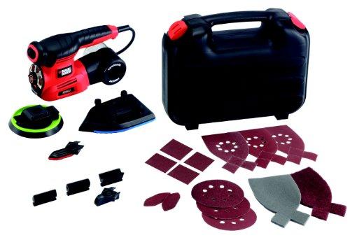 Black & Decker KA280K Multiponceuse autoselect 2 vitesses 220 W