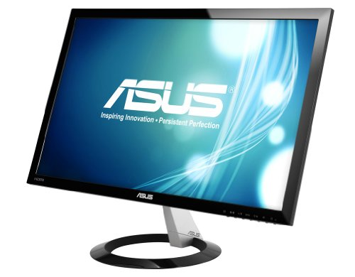 "Asus VX238H Ecran PC Gamer LED 23"" (58,4 cm) 1920x1080 1ms VGA/HDMI"
