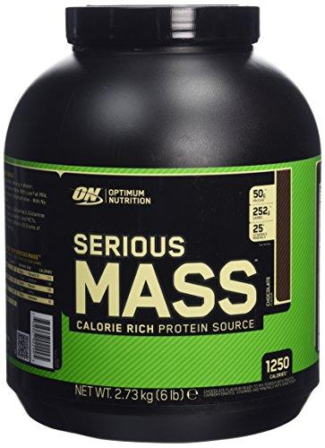 Optimum Nutrition Prise de Poids Serious Mass Chocolat 2727 g