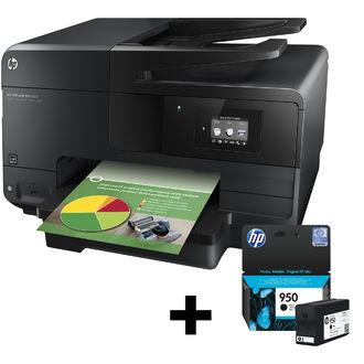 Imprimante Jet Encre HP Officejet Pro 8615   Cartouche 950 Noir OFFERTE