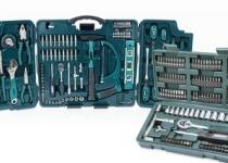Boîte à outils 89 pièces ou à clés 130 pièces