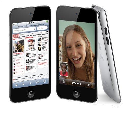 Apple - iPod Touch 4ème génération - 8 Go - Noir