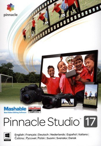 Pinnacle Studio 17 Standard [Téléchargement]