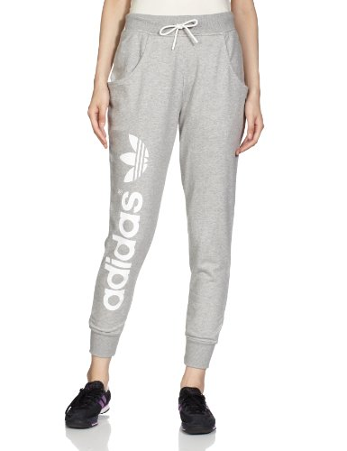 Adidas Baggy TP W pantalon 42 grey heather
