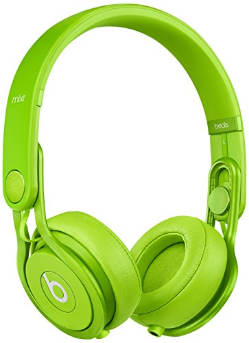 beats by dr dre mixr casque audio vert prix 99 90. Black Bedroom Furniture Sets. Home Design Ideas