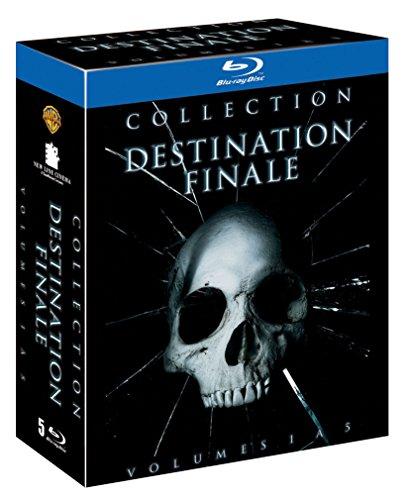 Coffret Destination finale - Volumes 1 à 5 [Blu-ray]