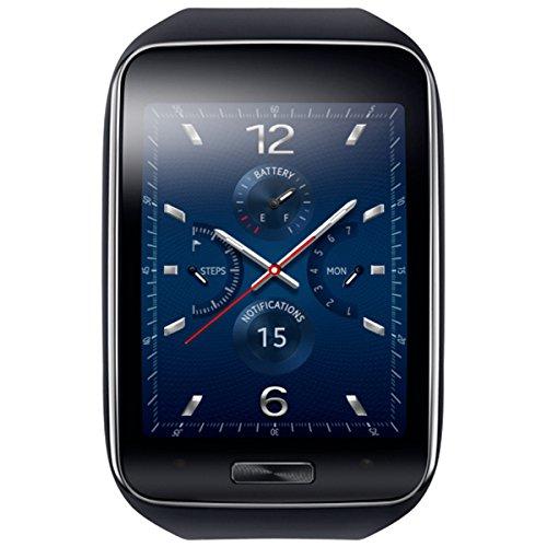 Samsung Gear S Montre GPS Noire pour Smartphone