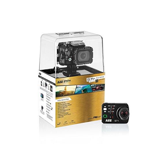 PNJ Cam - AEE MAGICAM - Caméra de sport S71 - 4K - 16MP - WIFI