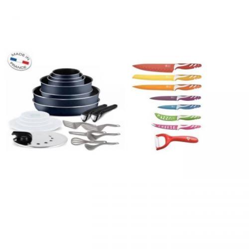 TEFAL Set Ingenio 20 pièces   8 accessoires