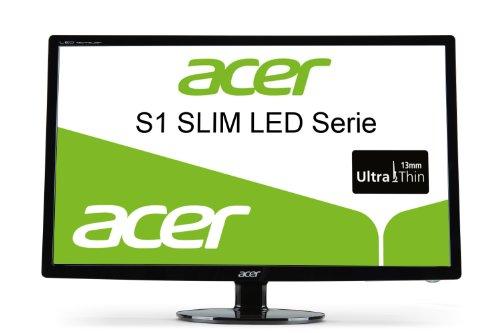 """Acer ET.HS1HE.A01 S271HLAbid Ecran PC LCD 27"""" (69 cm) Noir"""