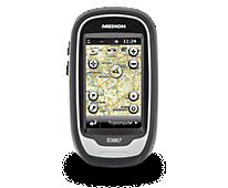MEDION® GPS Randonnée Outdoor GoPal